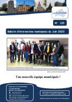Bulletin n°125 (juin 2020) COMP