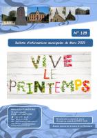 Bulletin n128 (mars 2021)
